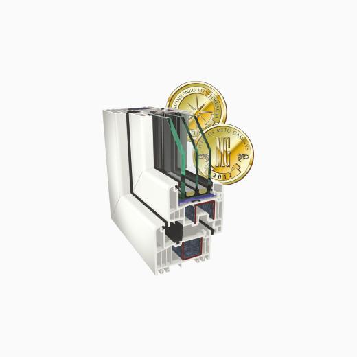 MEGRAME ŠILTAS LANGAS - naujausios kartos energiją taupantys plastikiniai langai.